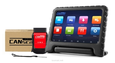 Tester diagnostyczny Canscan AD100 Pro Windows + Tablet